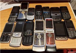 Lot 14 telefoane pt. piese Nokia Motorola LG - imagine 2