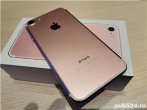 Iphone 7, 32gb, Rose Gold, liber de retea, baterie 90% , garantie 1 an - imagine 1