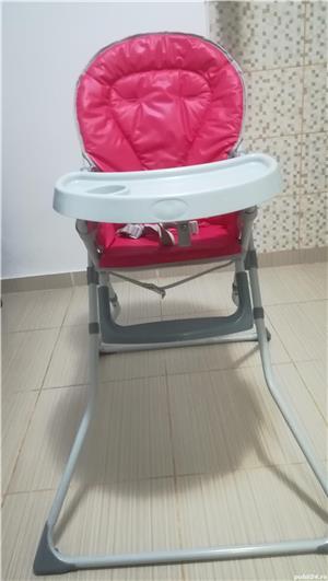 scaun /masuta pentru bebelusi - imagine 1