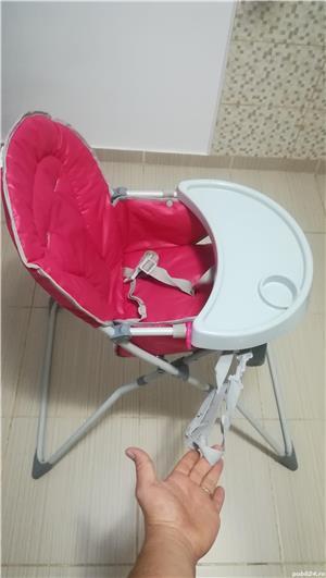 scaun /masuta pentru bebelusi - imagine 4