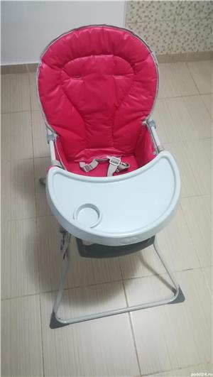 scaun /masuta pentru bebelusi - imagine 6