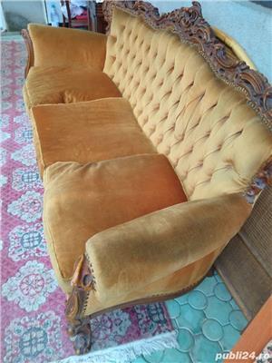 Canapea stil baroc - imagine 2