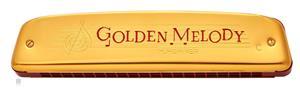 Muzicuta Hohner Golden Melody Tremolo, din Germania. - imagine 2