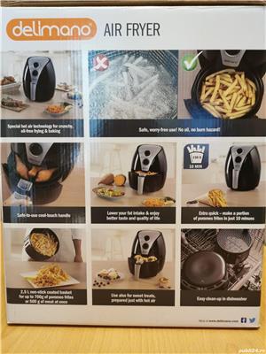 Friteuza cu Aer Cald - Delimano Air Fryer - imagine 5