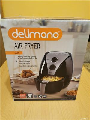 Friteuza cu Aer Cald - Delimano Air Fryer - imagine 2