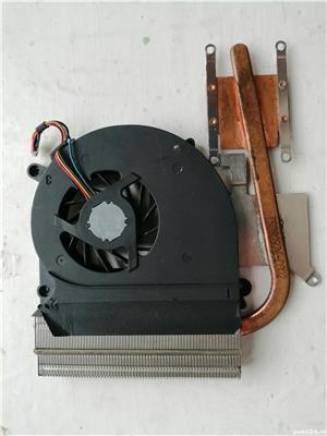 Vand Cooler + Heatsink 13GNVX1AM010, 13N0-ERA0101 Asus K50AB Pret 35 Lei - imagine 1