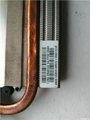 Vand Cooler + Heatsink 13GNVX1AM010, 13N0-ERA0101 Asus K50AB Pret 35 Lei - imagine 6