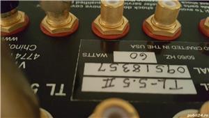 VTL 5.5 series II signature preamplificator pe lampi - imagine 3