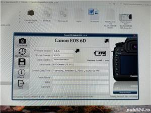 Canon 6D aproape nou. - imagine 2