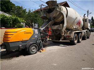 Pompa beton Putzmeister  - imagine 1