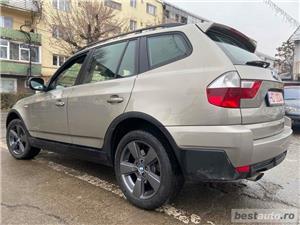 BMW X3 2010 EURO 5 4x4 2.0tdi 143cp X-drive18d Navigatie LED TOP! - imagine 3