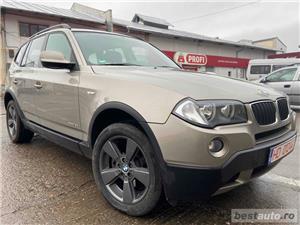 BMW X3 2010 EURO 5 4x4 2.0tdi 143cp X-drive18d Navigatie LED TOP! - imagine 2