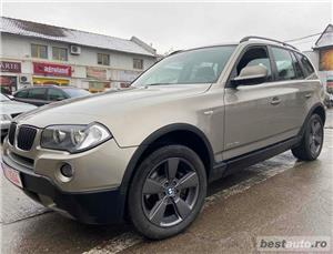 BMW X3 2010 EURO 5 4x4 2.0tdi 143cp X-drive18d Navigatie LED TOP! - imagine 1