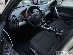 BMW X3 2010 EURO 5 4x4 2.0tdi 143cp X-drive18d Navigatie LED TOP! - imagine 6