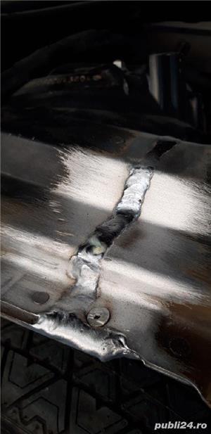 Sudură aluminiu, oțel carbon, inox, cupru in mediu de argon. - imagine 9