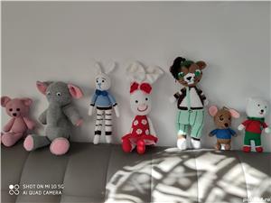 Jucării crosetate handmade - imagine 1