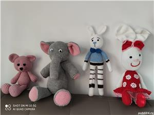 Jucării crosetate handmade - imagine 4