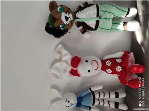 Jucării crosetate handmade - imagine 2