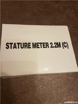 Taliometru de perete - imagine 4