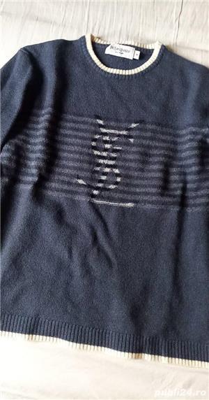 Pulover Yves Saint Laurent original - imagine 1