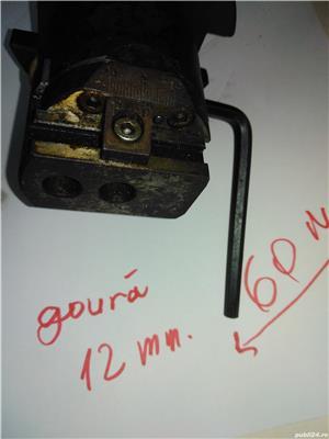Pinze de debitat metal diametru 250mm. - imagine 3