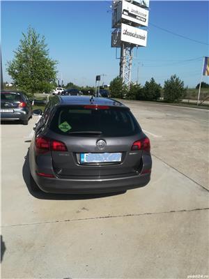 Opel Astra J Sports tourer 17cdti 131cp 2012 full option!  - imagine 4