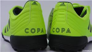 Ghete fotbal sintetic NOI Adidas Copa 19,3 marimea 44 piele naturala - imagine 3
