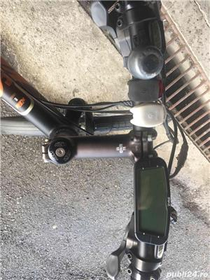 bicicleta electrica  - imagine 6