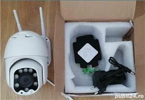 Camera PTZ 1080P Wireless WIFI 2MP Zoom Speed Dome IP - IR - imagine 1