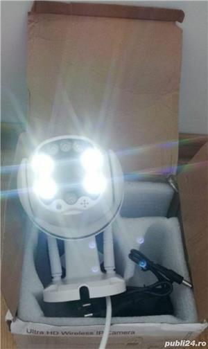 Camera PTZ 1080P Wireless WIFI 2MP Zoom Speed Dome IP - IR - imagine 4