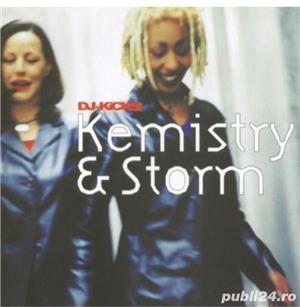 Dj Kicks - Kemistry & Storm Cd Audio - imagine 1