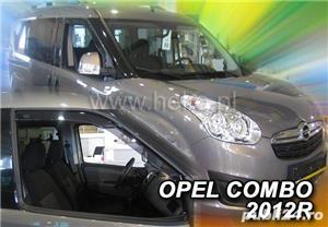 Paravanturi Originale Heko pt Opel Agila, Adam, Karl, Corsa, Meriva, Combo - Noi - imagine 2