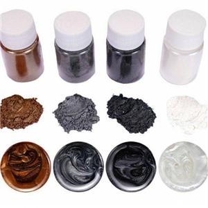 Pigment metalic pentru rasina epoxidica - imagine 2