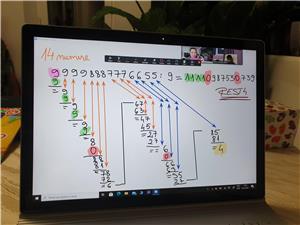 Matematică-engleză - imagine 1