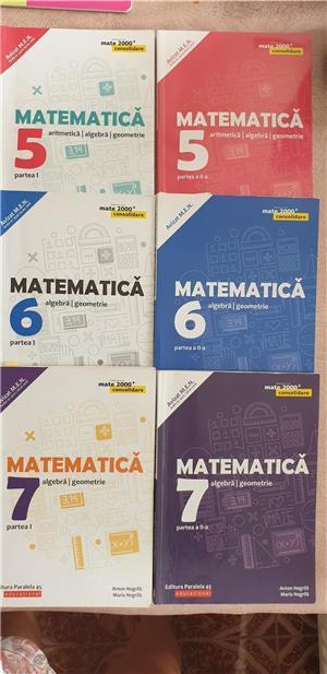 Matematică-engleză - imagine 4