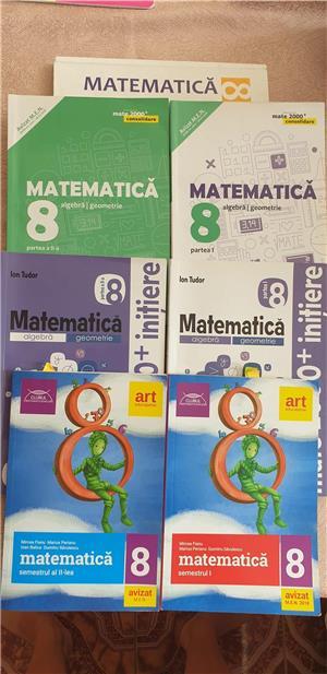 Matematică-engleză - imagine 3