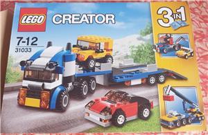 Set 3 Lego Creator 3 in 1 - imagine 4