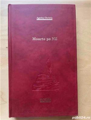 Agatha Christie, Moarte pe Nil - imagine 1