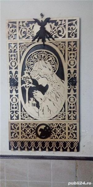 "icoana""Maica Domnului"" - imagine 1"