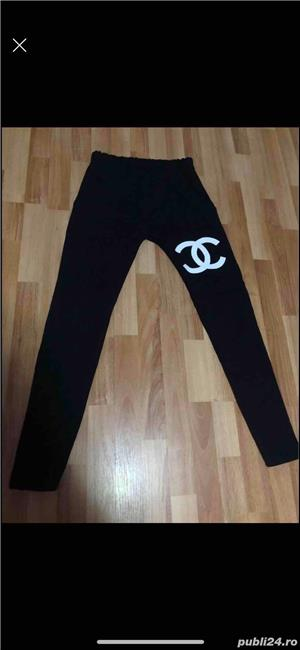 Pantaloni de trening vătuiți - imagine 2