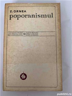 Poporanismul, de Z. Ornea - imagine 1