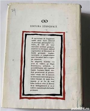 Antologie a literaturii germane, de Sevilla Raducanu, Jean Livrescu - imagine 4