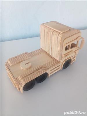 """Cap tractor """"Scania"""" personalizabil - imagine 2"""