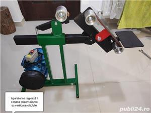 Slefuitor Belt Grinder 50x1750>2200mm - imagine 6