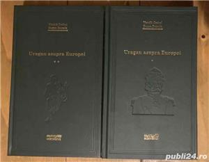 Uragan asupra Europei (2 volume), de Vintila Corbul, Eugen Burada - imagine 1