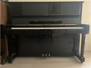 Vând pianină Yamaha U1 - imagine 5