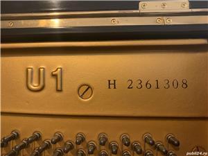Vând pianină Yamaha U1 - imagine 6