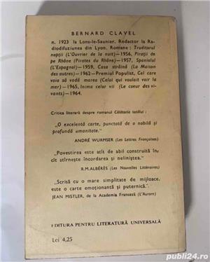 Calatoria tatalui  de Bernard Clavel - imagine 4