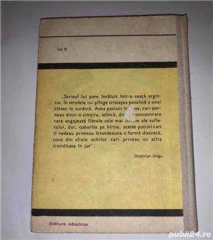Versuri de St. O. Iosif, ed. Albatros 1970 - imagine 2