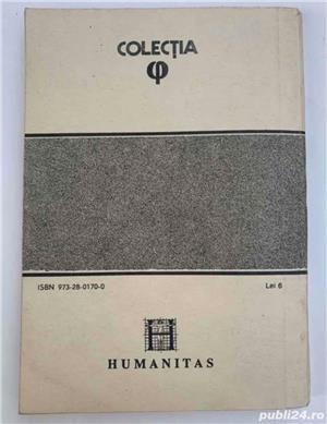 Constantin Noica, carti filozofice - imagine 7
